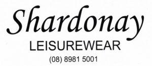 Shardonnay leisurewear logo