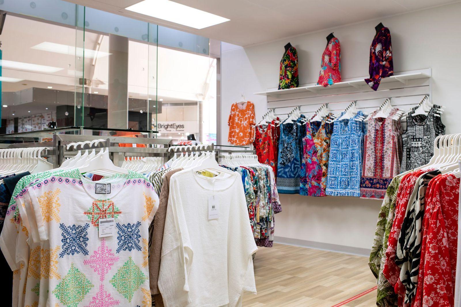 Safari Leisurewear shop